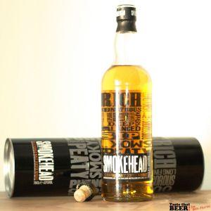 Whisky_Smokehead_Islay_Single_Malt_Verpackung+Verschluss+Flasche